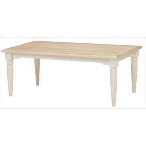 テーブル MT-7334WH (代引き不可)【送料無料】