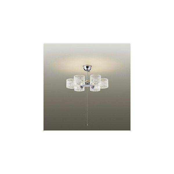 大光電機 6灯シャンデリア DXL-81264