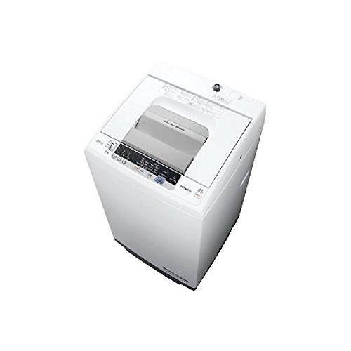 日立家電 全自動洗濯機 NW-R704(W)