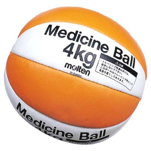 モルテン molten メディシンボール(Medicine Ball) 4KG PLD4000
