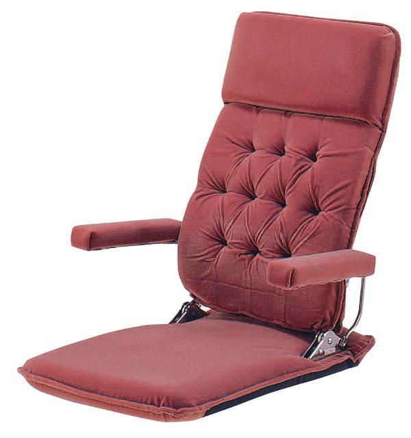 座椅子 国産 日本製 リクライニング 椅子 本革使用 いす 父の日 母の日 本革使用 プレゼント ギフト おしゃれ 和 椅子 いす パーソナルチェア(代引不可)【送料無料】, イスズリールshop:338a67da --- krianta.ru