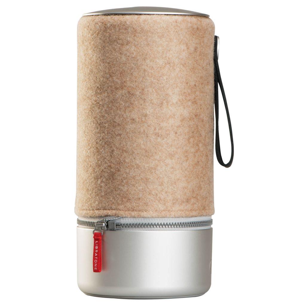 LIBRATONE Libratone ZIPP Copenhagen WiFi + Bluetooth スピーカー (Almond Brown) LH0032020JP1005(代引き不可)