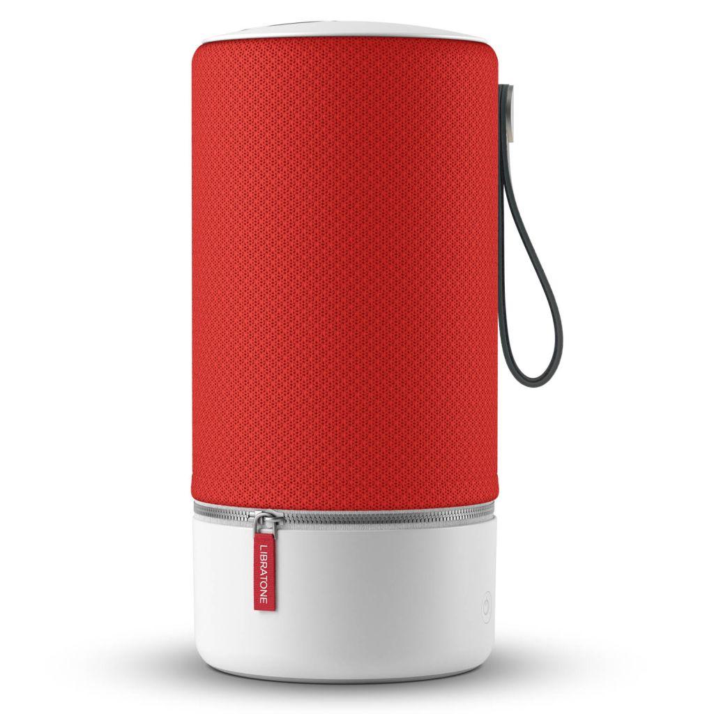 LIBRATONE Libratone ZIPP WiFi + Bluetooth スピーカー (Victory Red) LH0032010JP2003(代引き不可)