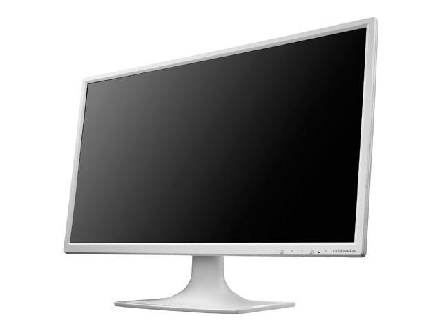 アイ・オー・データ機器 「5年保証」23.8型ワイド液晶ディスプレイ ホワイト LCD-MF244EDSW(代引き不可)