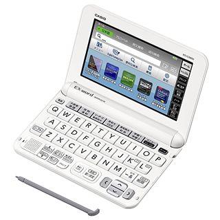 カシオ計算機 電子辞書 EX-word XD-G9800 (150コンテンツ/英語強化モデル/ホワイト) XD-G9800WE(代引き不可)