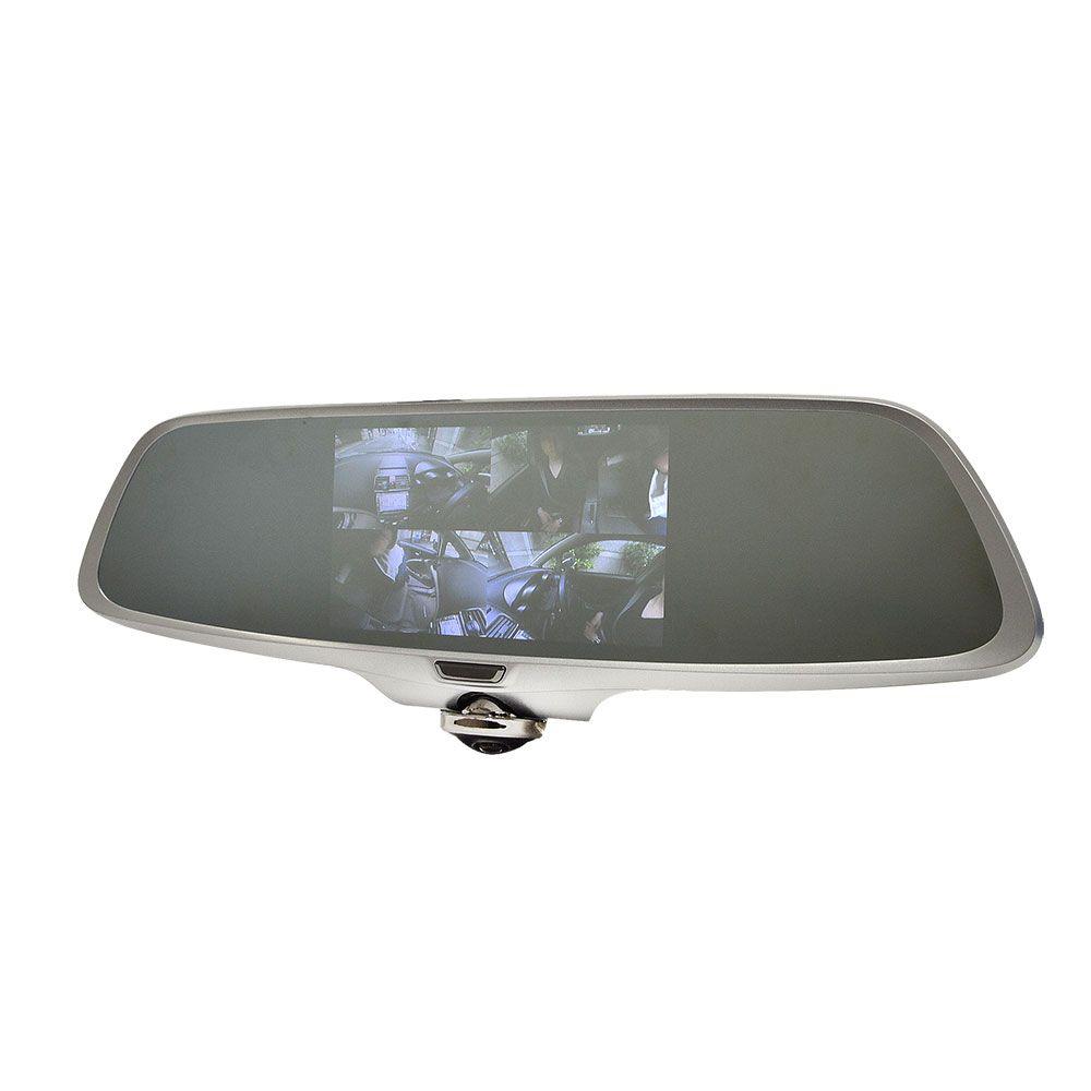 サンコー ミラー型360度全方位ドライブレコーダー CARDVR36(代引き不可)【S1】