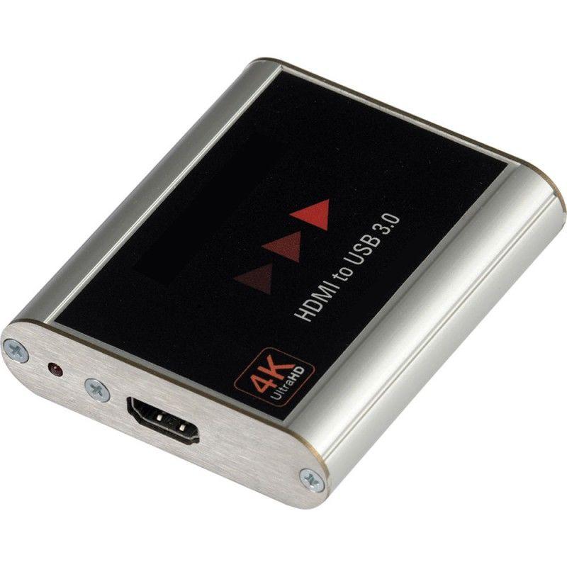 ランサーリンク 4K2K対応のUSB3.0キャプチャカード UHDC-U3V4K(代引き不可)