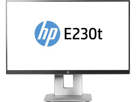 株式会社日本HP HP EliteDisplay 23インチワイドタッチモニター E230t W2Z50AA#ABJ(代引き不可)