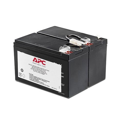 APC BR1200LCD-JP 交換用バッテリキット APCRBC109J(代引き不可)【S1】