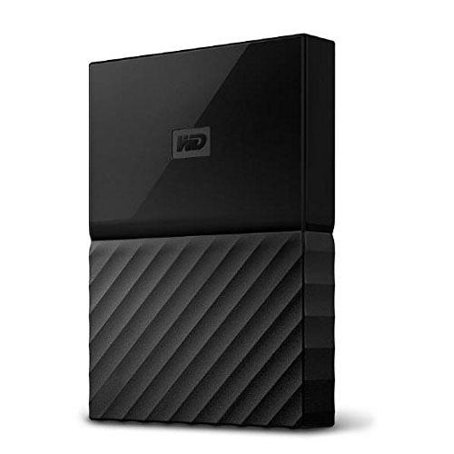 ウエスタンデジタル ポータブルストレージ 1TB ブラック WDBYNN0010BBK-JESN【送料無料】