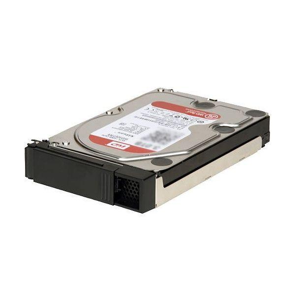 アイ・オー・データ 高信頼NAS用HDD「WD Red」採用 HDL4-HEXシリーズ専用交換・増設用カートリッジ 6TB HDLH-OP6R