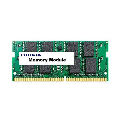 アイ・オー・データ PC4-17000(DDR4-2133)対応ノートPC用メモリー4GB SDZ2133-4G