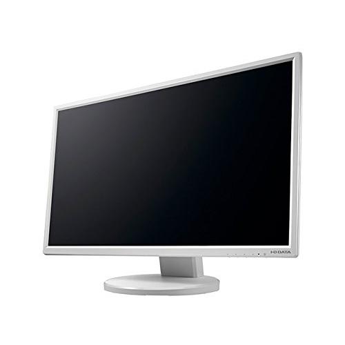 アイオーデータ 「5年保証」フリースタイルスタンド23.8型ワイド液晶 ホワイト LCD-MF245EDW-F