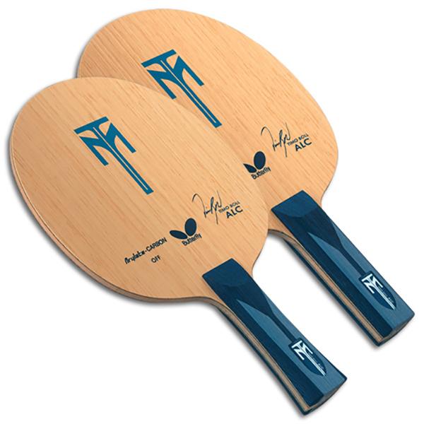 バタフライ butterfly 卓球 ラケット ティモボル ALC 35861【グリップタイプ:フレア】