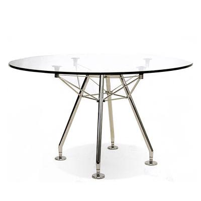 カンファレンステーブル 丸型 Conference Table Round Type(代引き不可)【1年保証付】【送料無料】