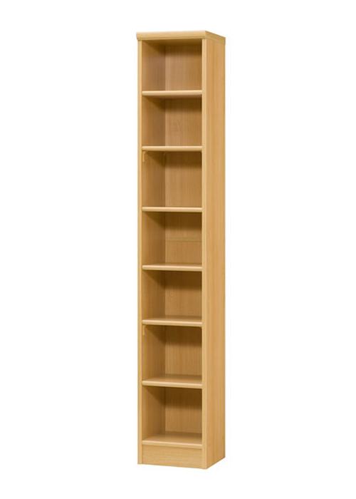 エースラック 日本製 オープンラック 幅30cm 高さ180cm カラーラック 収納 収納家具 本収納 本棚 棚 シェルフ ラック 木製(代引不可)【送料無料】