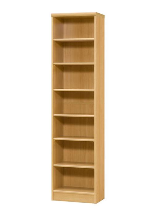 エースラック 日本製 オープンラック 幅45cm 高さ180cm カラーラック 収納 収納家具 本収納 本棚 棚 シェルフ ラック 木製(代引不可)【送料無料】