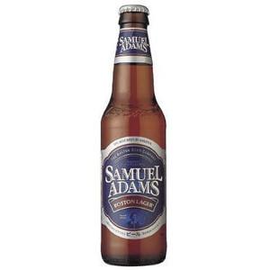 アメリカ サミエルアダムス ボストンラガー 瓶 輸入ビール 355ml×24本