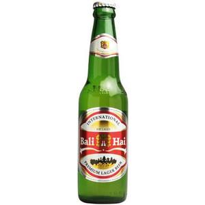インドネシア バリハイ 瓶 輸入ビール 330ml×24本【送料無料】