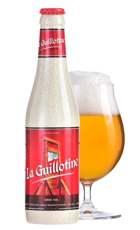 ベルギー ギロチン 瓶 輸入ビール 330ml×24本