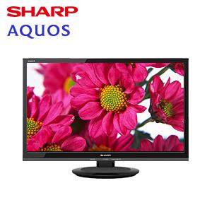シャープ SHARP AQUOS A AD 2T-C22AD-B 22.0インチ ブラック 薄型 裏番組録画 フルスペックハイビジョン 省エネ USBメモリ対応【送料無料】