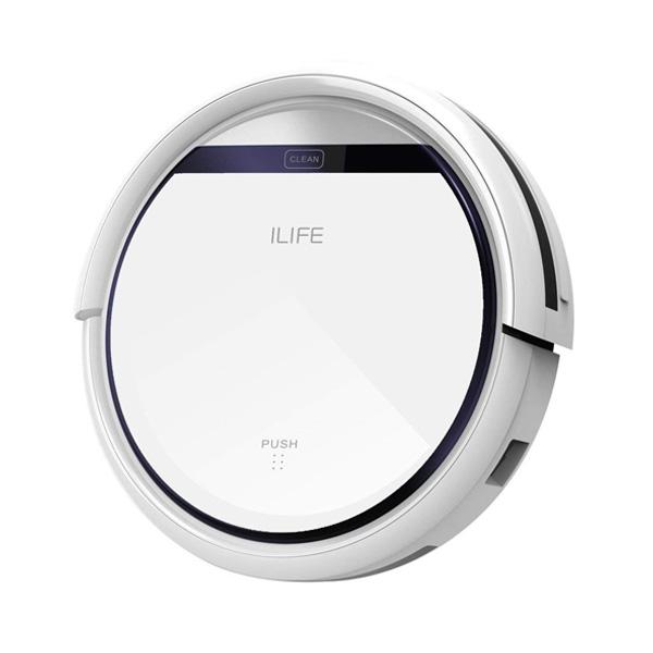 ロボット掃除機 自動掃除機 ILIFE V3s Pro ペットの毛に効果的 自動充電静音&強力吸引落下防止と衝突防止 丸型【送料無料】