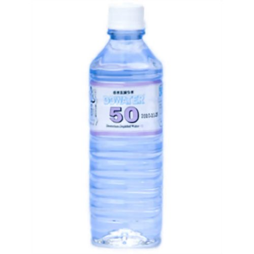 DDWATER50(50ppm) 500ml*24本(代引不可)【送料無料】