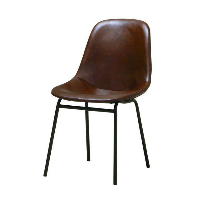 エヴァンス チェア シェル型 EVS-CP1 椅子イス カフェチェア ダイニングチェア 食卓イス 店舗 カフェ レストラン 飲食店(代引不可)【送料無料】