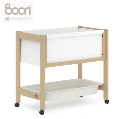 BOORI ブーリ ティディバシネット ベビー用ベッド ベッド バシネット 赤ちゃんベッド 赤ちゃん(代引不可)【送料無料】【S1】