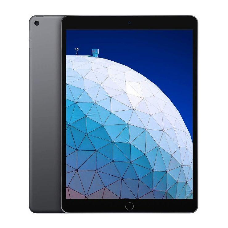 iPad Air 10.5インチ Wi-Fi 64GB GY スペースグレイ MUUJ2J/A アップル Apple 本体 新品未開封(代引不可)【送料無料】