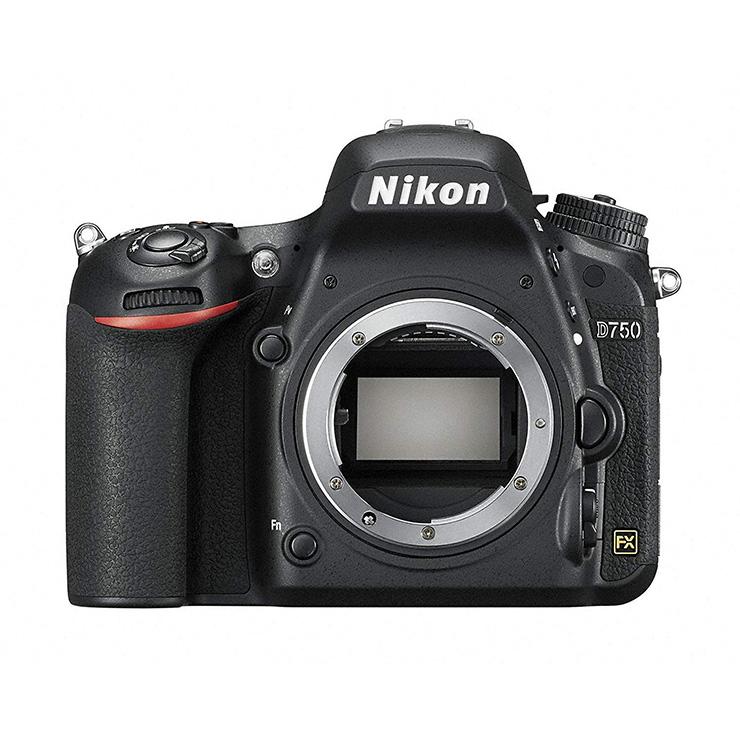 【2021正規激安】 Nikon ニコン デジタル一眼レフカメラ D750 ボディ デジタルカメラ 一眼カメラ 一眼レフカメラ 高画質 高速連続撮影 動画 軽量【送料無料】, えびとチーズの専門店 しまひで 1be554a3