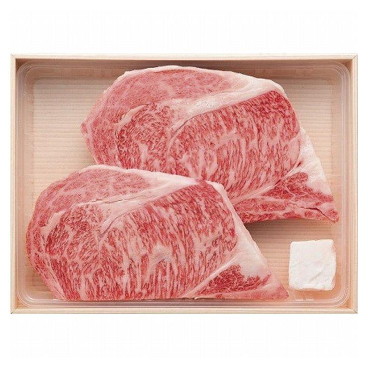 松阪牛 ロースステーキ用2枚ギフト 贈り物 お祝い プレゼント ご挨拶 人気(代引不可)