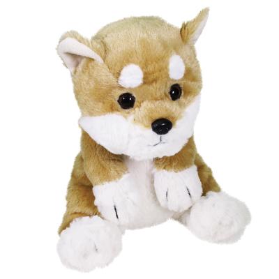 おやすみワンちゃん 柴犬 こむぎちゃん かわいい 動くぬいぐるみ コミュニケーション アクション おもちゃ(代引不可)【送料無料】