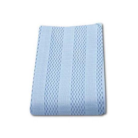 【ROMANCE】アイス眠EXストライプ 敷きパッドS ブルー 夏 涼しい きもちいい 快適 暑さ 対策 予防 寝具 ベッド(代引不可)【送料無料】