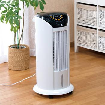 人感センサー付きタワー冷風扇(代引不可)