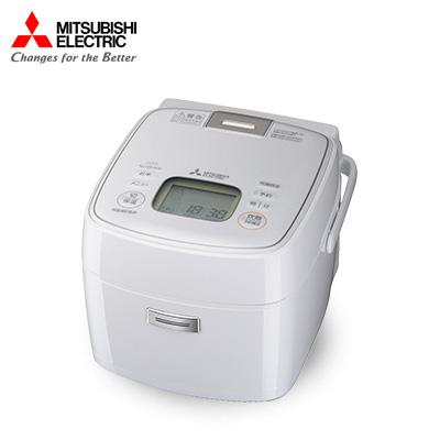 三菱 炊飯器 NJ-SEA06-W 三菱電機(MITSUBISHI) 炊飯器 3.5合 IH 4.1kg ピュアホワイト 白【送料無料】