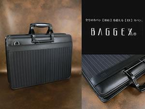 バジェックス BAGGEX ビジネストートバッグ UN24-0258 ブラック