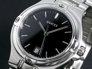 GUCCI グッチ 腕時計 メンズ YA090304【送料無料】【S1】