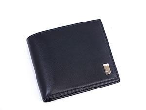 ダンヒル DUNHILL 二つ折り 短財布 QD3070