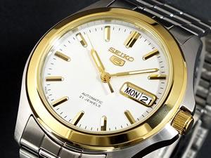 超格安一点 セイコー 5 SEIKO ファイブ 腕時計 SEIKO 時計 日本製 自動巻き 日本製 5 SNKK96J1, 半田市:1d14ebb3 --- rishitms.com