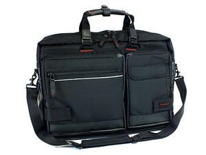 バジェックス BAGGEX 3WAY ビジネスバッグ メンズ UN23-5516-BK ブラック