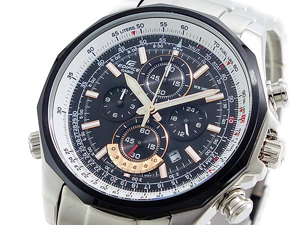 【信頼】 カシオ CASIO カシオ エディフィス EDIFICE クオーツ クオーツ メンズ クロノ CASIO 腕時計 時計 EFR507D-1AVEF, ナガノハラマチ:3554e1d3 --- rishitms.com