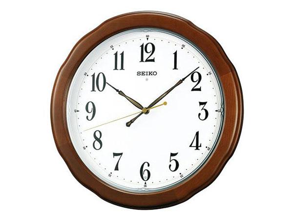 セイコー SEIKO 電波時計 掛け時計 KX326BH2