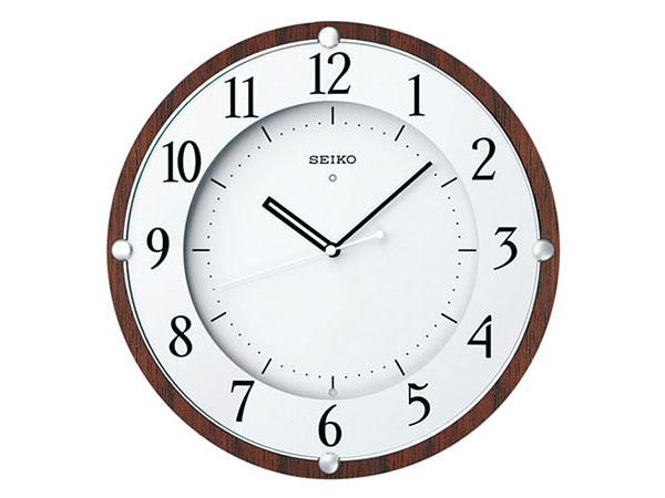 セイコー SEIKO 電波時計 掛け時計 KX373BH2