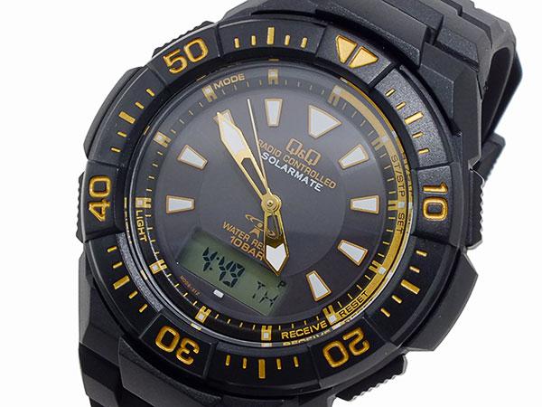 シチズン CITIZEN キューアンドキュー Q Q クオーツ メンズ アナデジ 腕時計 時計 MD06 312jLSVUMGpqz
