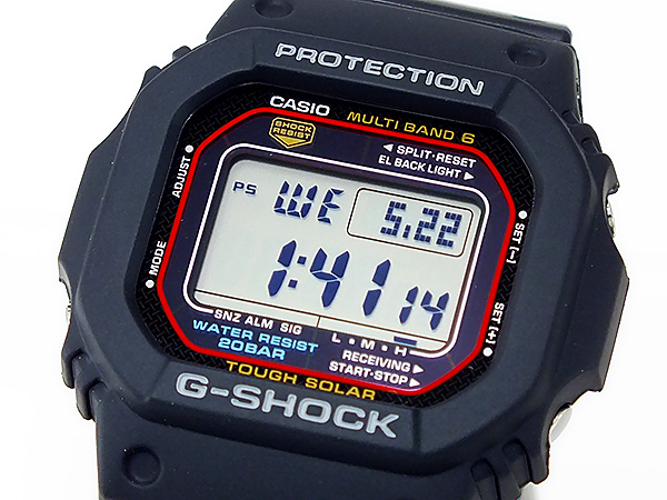 sports shoes e1001 e6df7 Casio CASIO G-Shock G-SHOCK watch clock GWM5610-1