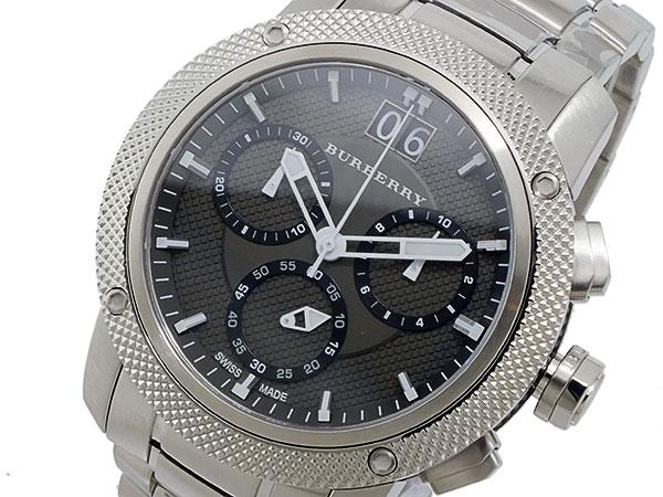 【おトク】 バーバリー バーバリー BURBERRY クオーツ メンズ クロノ クオーツ 腕時計 クロノ BU9800, 高槻市:8d083090 --- ceremonialdovesoftidewater.com