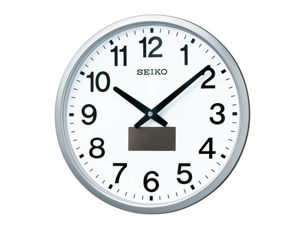 セイコー SEIKO ソーラー時計 掛時計 SF242S【S1】