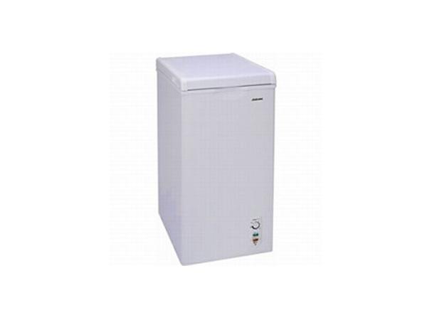 アビテラックス ABITELAX チェストタイプ 60L 冷凍庫 直冷式 ACF603C ホワイト 【代引き不可】