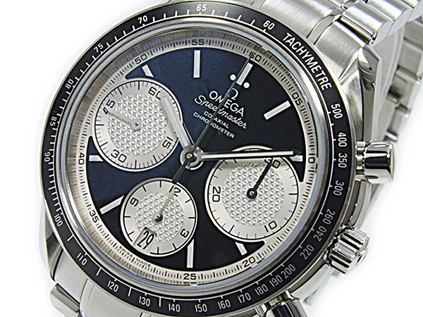 オメガ OMEGA スピードマスター Speedmaster コーアクシャル 自動巻 メンズ 腕時計 32630405001002【送料無料】【S1】